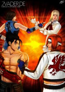 We are Tekken – Burning Passion