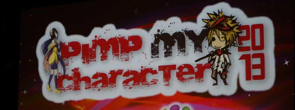Pimp My Character 2013 Gewinner-Beiträge Update!