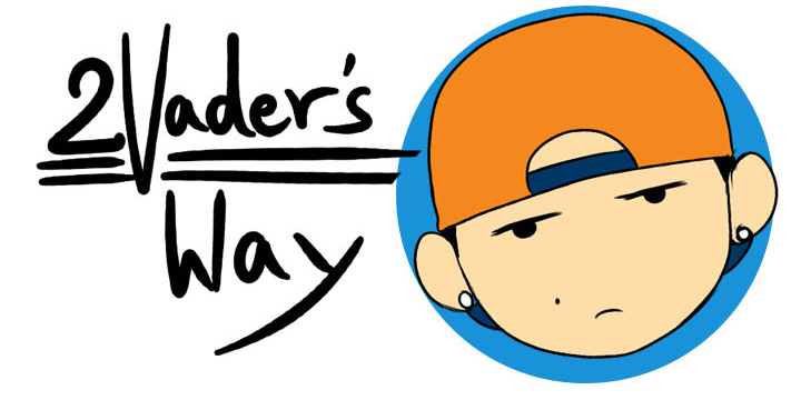 Webtoon – 2Vader's Way Chapter #1