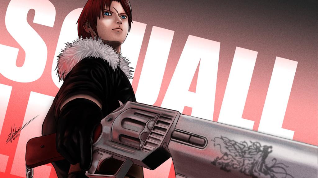 Final Fantasy VIII – Squall Leonhart