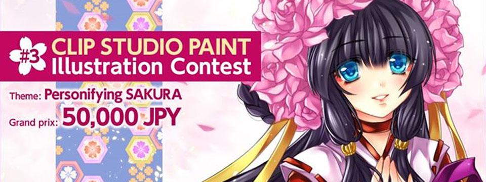 CLIP STUDIO PAINT Illustration Contest #3