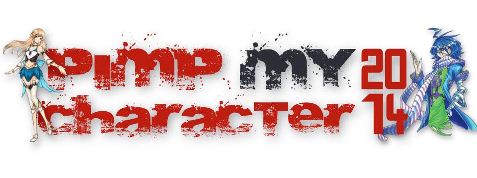 Pimp My Character 2014 – Die Gewinner